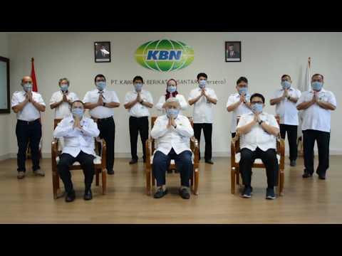 Ucapan Ulang Tahun Bapak Erick Tohir dari PT. KBN (Persero)