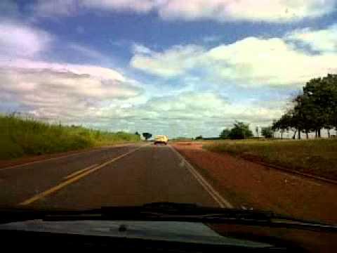 Camaro Amarelo em Iepê