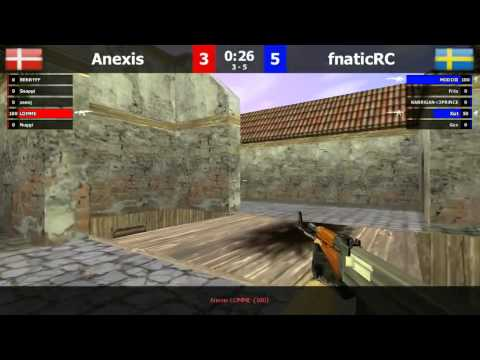 FCL Week 2: FnaticRC vs Anexis
