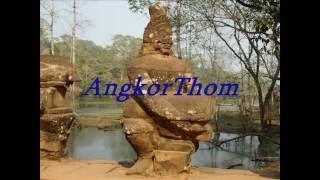Khám Phá Đất Nước Cambodia.Biển Hồ Tonle Sap.Angkor Vùng đất Bí ẩn