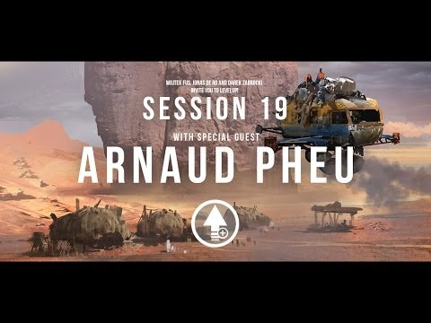 level up - For more visit our website: http://www.fusroda.com/ We are ready to announce another session of Level Up! This time we will have a special guest - the amazing Arnaud Pheu (Volta)! Check...