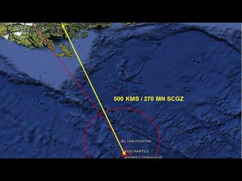 Video - Χιλή: Εντοπίστηκαν συντρίμμια του C-130 που εξαφανίστηκε τη Δευτέρα