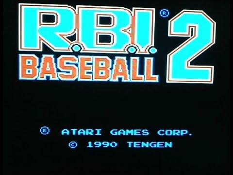 rbi baseball 2 nes review