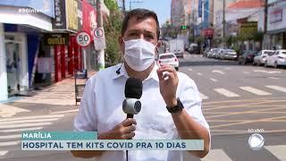 Covid: Hospital Unimar só tem insumos para mais 10 dias