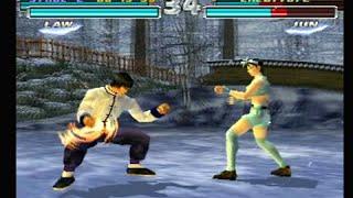 Video Tekken Tag Tournament (Arcade Version) - Law & Prototype Jack (Request) download in MP3, 3GP, MP4, WEBM, AVI, FLV January 2017