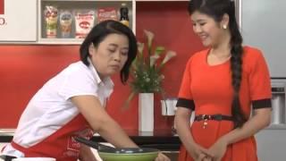 Món Ngon Mỗi Ngày - Đậu hũ dồn tôm kho chao