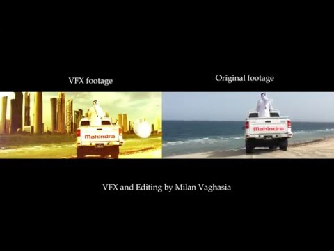 VFX vs Original