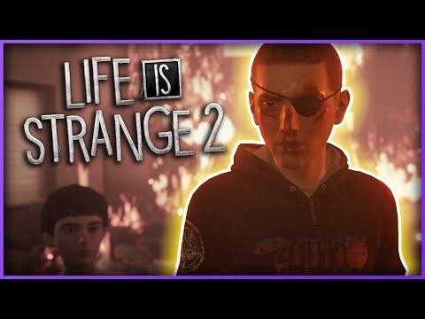 Life is Strange 2: Episode 4 - Faith (Streamed 8/23/19)