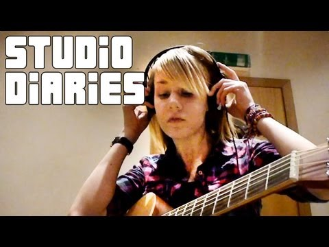 ☆ GUITAR AND VOCALS – STUDIO DIARIES – EPISODE 1 ☆