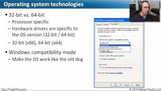 Operating Systems - Part 2 of 4 - CompTIA A+ 220-701