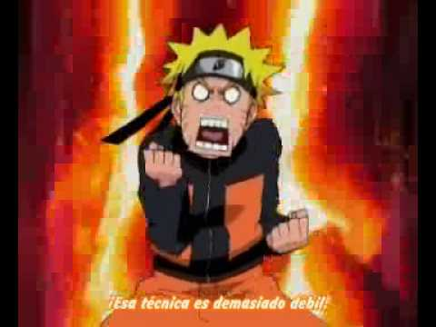 Naruto (soy un cacahuate)