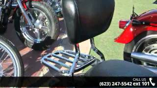 8. 2010 Harley-Davidson FLSTSE - CVO Softail Convertible