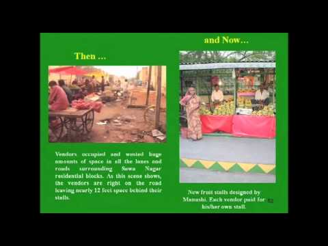 Madhu Kishwar on how street vendor markets are prevented