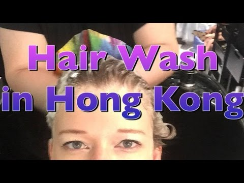 Hair Wash In Hong Kong
