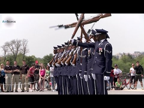 Download us air force honor guard awesome performance hd file 3gp hd mp4 download videos