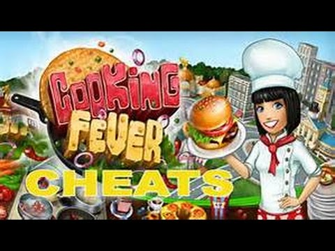 Cooking Fever Easy Step By Step Gem Cheats. (Read Description)