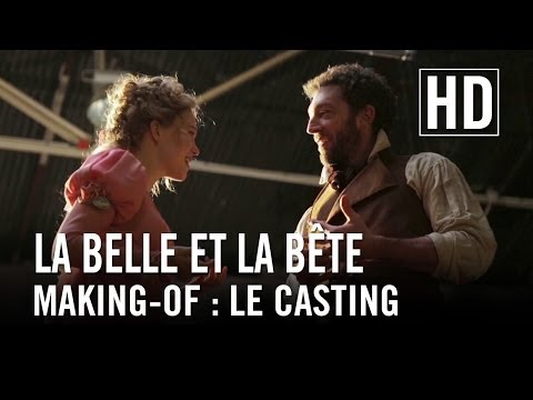 Beauty and the Beast Beauty and the Beast (2014) (Making Of 'The Casting')
