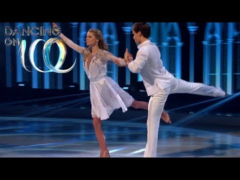 Donna and Mark put the Donna in Madonna's 'Frozen'! | Dancing On Ice 2018