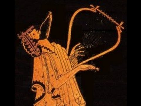 Ancient Greek Music - Fragment by Homer!