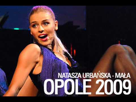 Tekst piosenki Natasza Urbańska - Mała po polsku
