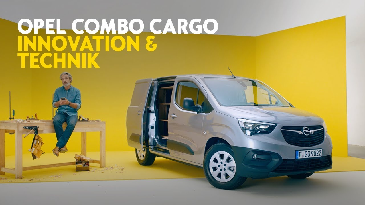 Opel Combo Cargo: Innovation & Technik