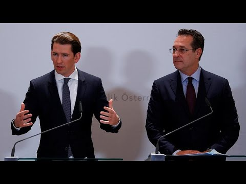 Österreich: Regierung Kurz (ÖVP/FPÖ) ist ein Jahr im Amt