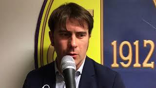 Modena Fc, il punto della situazione con l'assessore Guerzoni
