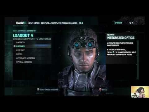 Splinter Cell: Blacklist | Customization Options