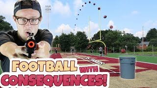 Video REAL LIFE FOOTBALL USER SKILLS CHALLENGE!! SPORTS WITH CONSEQUENCES MP3, 3GP, MP4, WEBM, AVI, FLV Oktober 2018