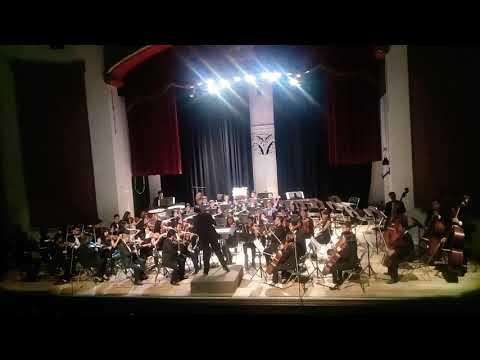 4°de Meldensson (Italiam) 1°Movimiento - Orquesra sinfónica municipal de Loja