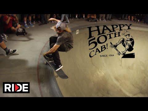 Steve Caballero's 50th Birthday Bash!