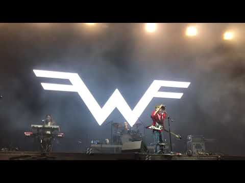 Video Weezer - Africa (Toto Cover) Festival Catrina download in MP3, 3GP, MP4, WEBM, AVI, FLV January 2017