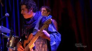 Ezza - Chadan Man - Live - Paris - Studio De L'Ermitage - 2014