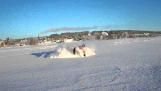 8. Puder / Powder Ski-Doo Summit 800HO 2006