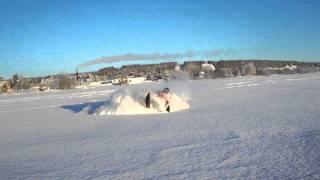 9. Puder / Powder Ski-Doo Summit 800HO 2006