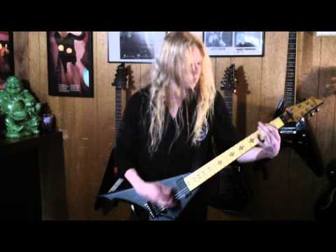 JEFF LOOMIS - Speak of Nothing Playthrough (for Schecter)