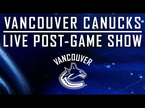 Canucks - For exclusive live coverage of the Canucks/Coyotes game check out the Live Post-Game Show and hear from Canucks players and Head Coach Willie Desjardins. If you want to keep up to date with...