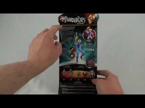 "Thundercats Classic - Tygra (8"" version)"