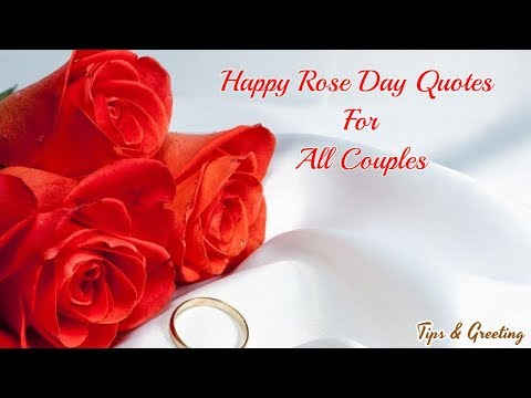 Happy quotes - Happy Rose Quotes   Beautiful Quotes For Your Couples