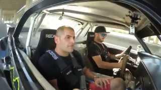 Download Youtube: [HOONIGAN] Chris Harris rides with Ken Block in the Gymkhana Seven Hoonicorn