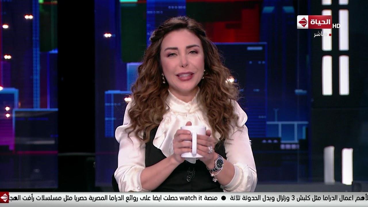 الحياة اليوم - الحياة اليوم يرصد الأجواء وحالة الطقس من منطقة الشيخ زايد