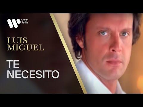 Tekst piosenki Luis Miguel - Te necesito po polsku