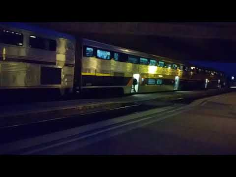 (Same train from yesterday) Amtrak Capitol Corridor 736 at Suisun city