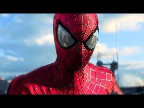 Spider-Man Fights Crime (Scene) The Amazing Spider-Man 2 (2014) Movie CLIP HD [1080p] (видео)