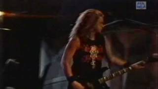 Megadeth -The Conjuring (Rock In Rio 1991)