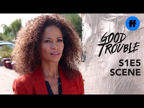 Good Trouble Season 1, Episode 5 | Lena is Harassed | Freeform