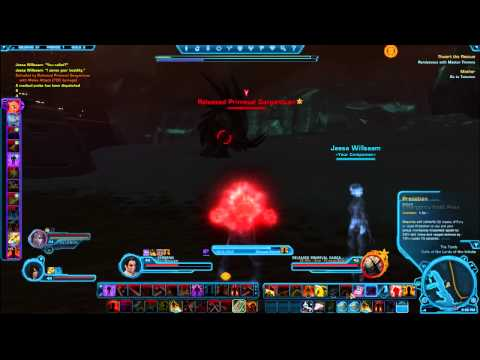 Let's Play Star Wars The Old Republic With Criana Part 132