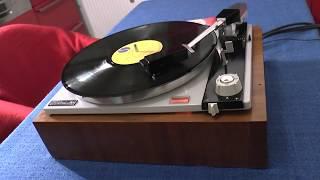"Video Vinyl HQ Madonna ""Holiday"" 1964 PE33 Studio broadcast turntable - 1973 Philips GP412/2 cartridge MP3, 3GP, MP4, WEBM, AVI, FLV September 2018"
