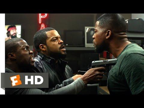 Ride Along (8/10) Movie CLIP - I'm Crazy! (2014) HD
