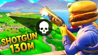 *LONGEST 130m* SHOTGUN KILL IN THE WORLD..!!   Fortnite Funny and Best Moments Ep.235